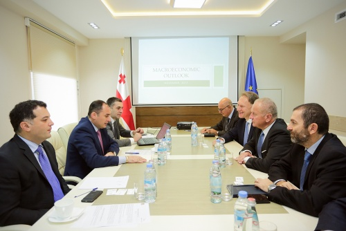 Greek Helenic Petroleum Considers Activation on Georgian Market