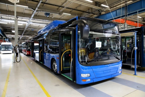 Six Cities of Georgia to Have New Buses