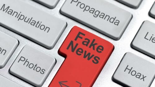 Fake News Forwarded to Media Agencies from Fake Government Email