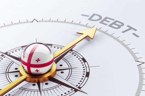 GEL Strengthening Reduced Foreign Debt of Georgia by 50 MLN in November