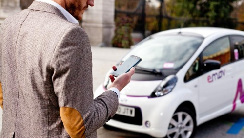 Electric Car Sharing Service Launched in Batumi